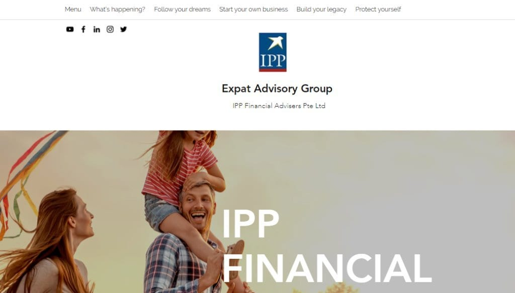 Expat Top Financial Services Companies in Singapore