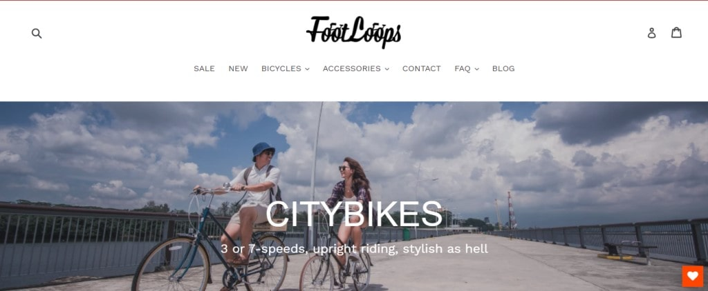 FootLoops Top Bicycle Shops in Singapore