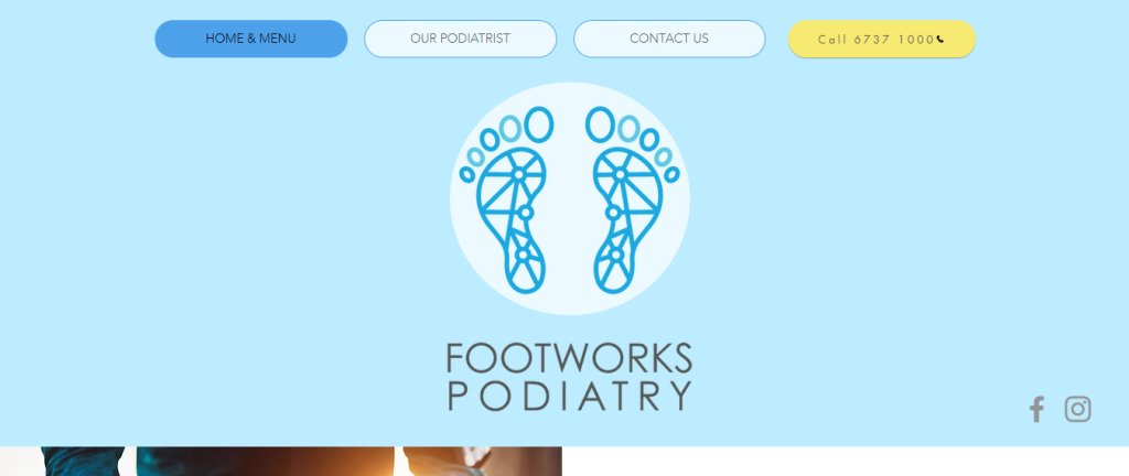 Footworks Podiatry Top Podiatrists in Singapore
