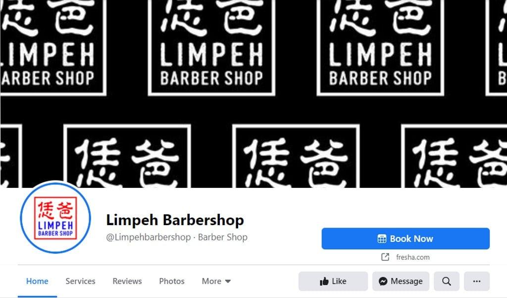 Limpeh Barbershop Top Barbers in Singapore