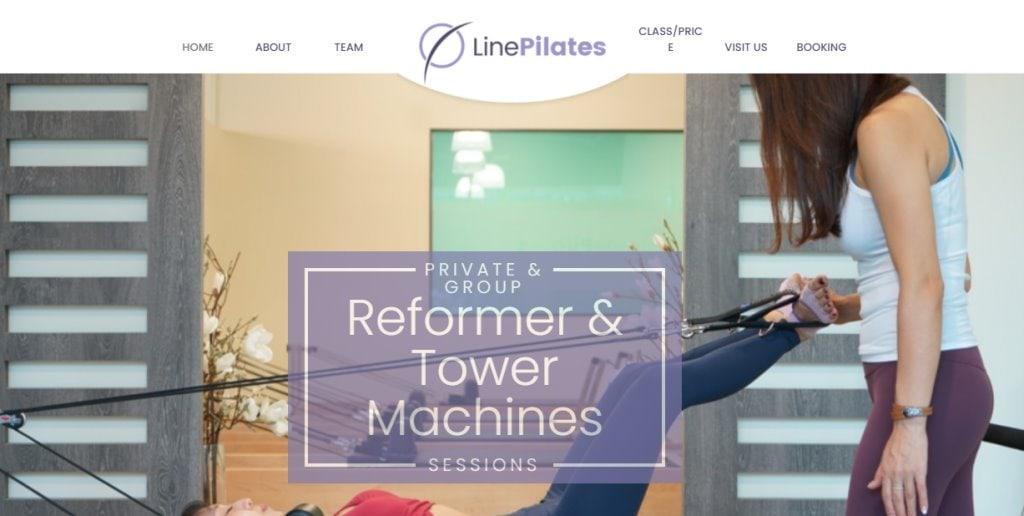 Line Pilates Top Pilates Classes in Singapore