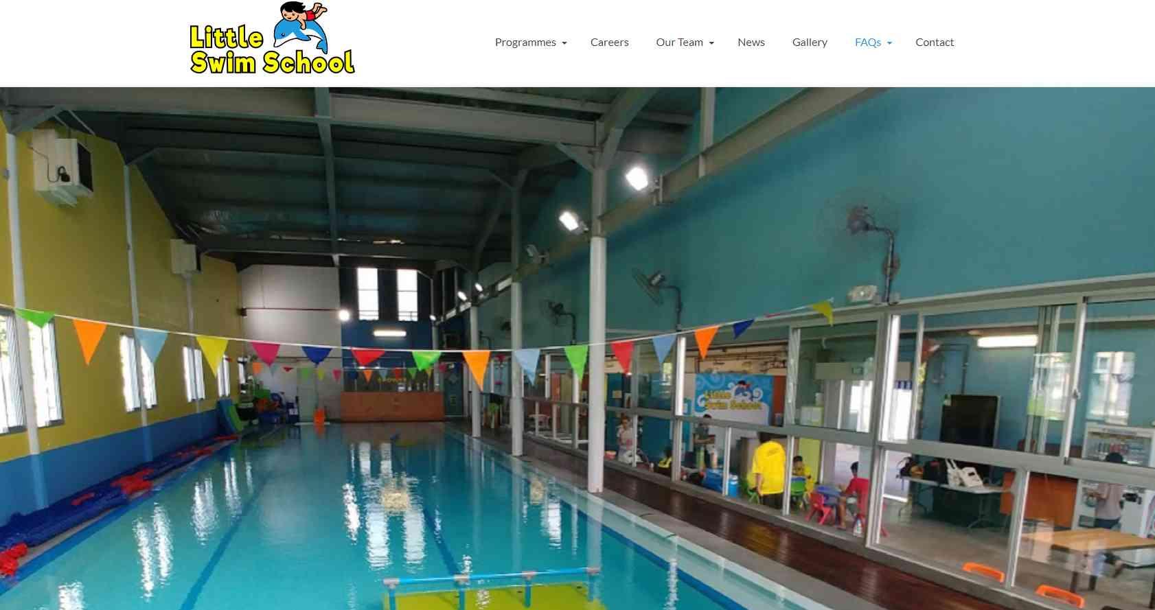 Little Swim School Top Swimming Schools in Singapore