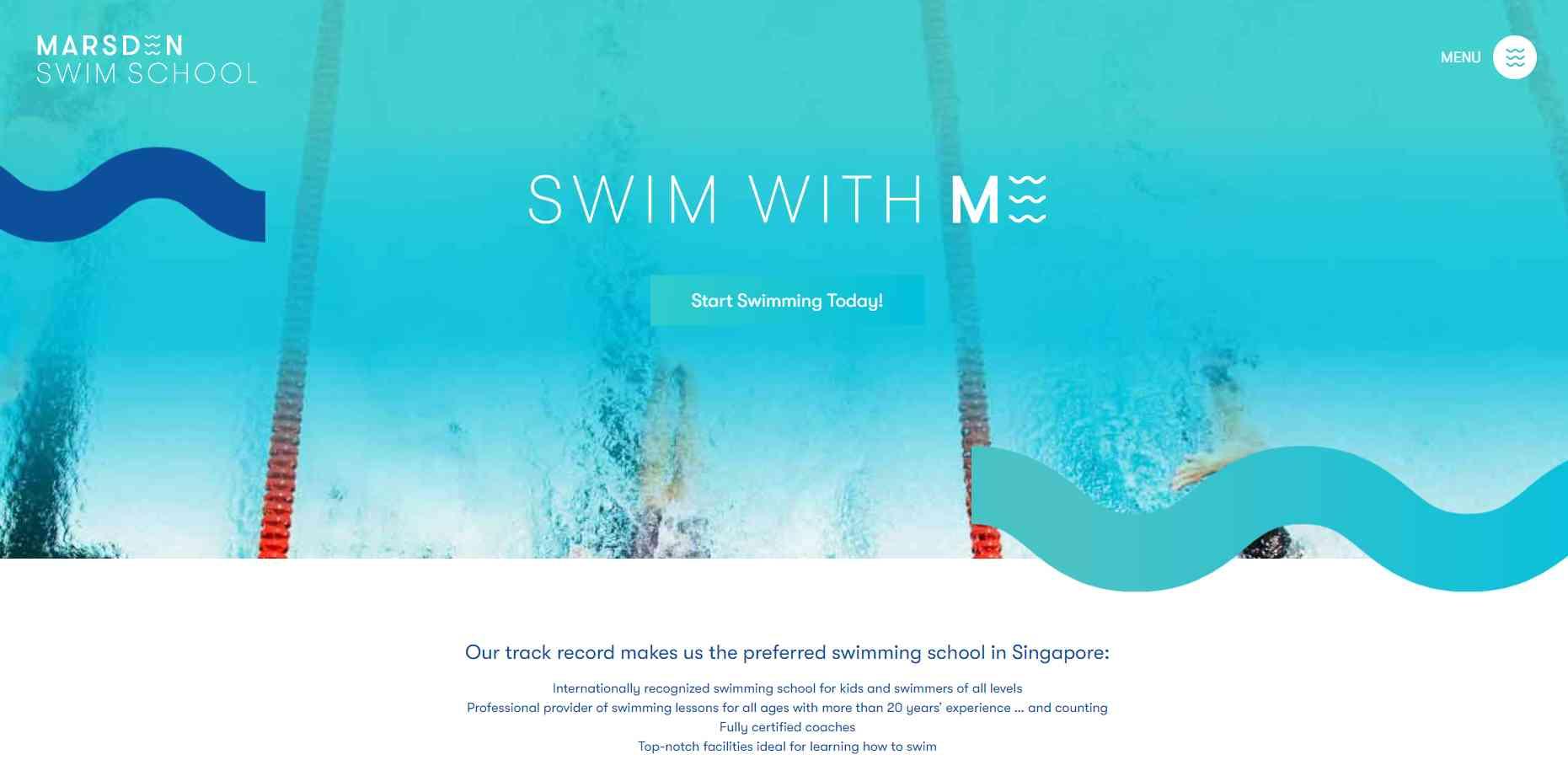 MArsden Top Swimming Schools in Singapore