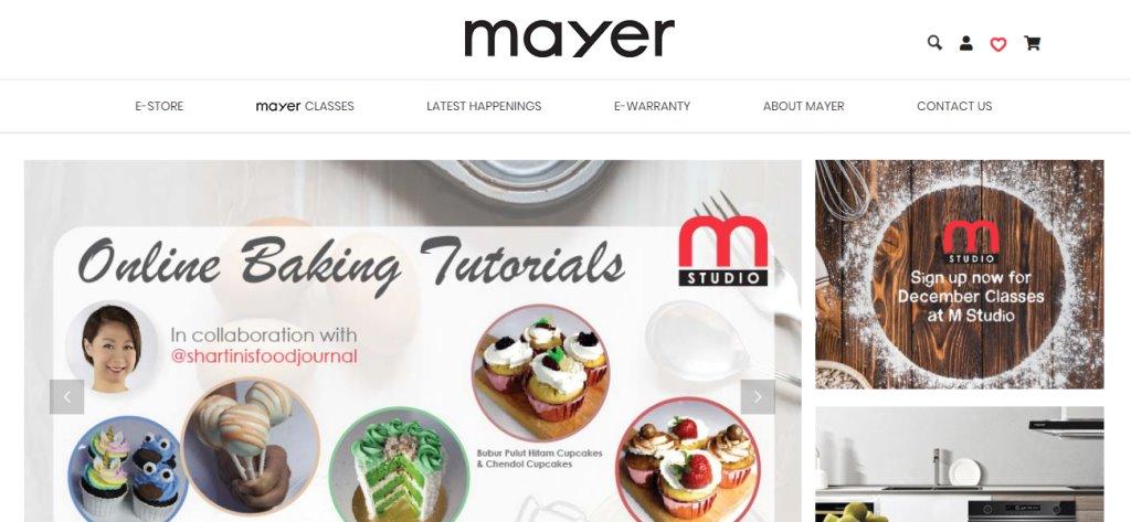 Mayer Top Ceiling Fan Retailers In Singapore