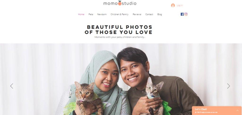 Momo Studio Top Photography Studios in Singapore