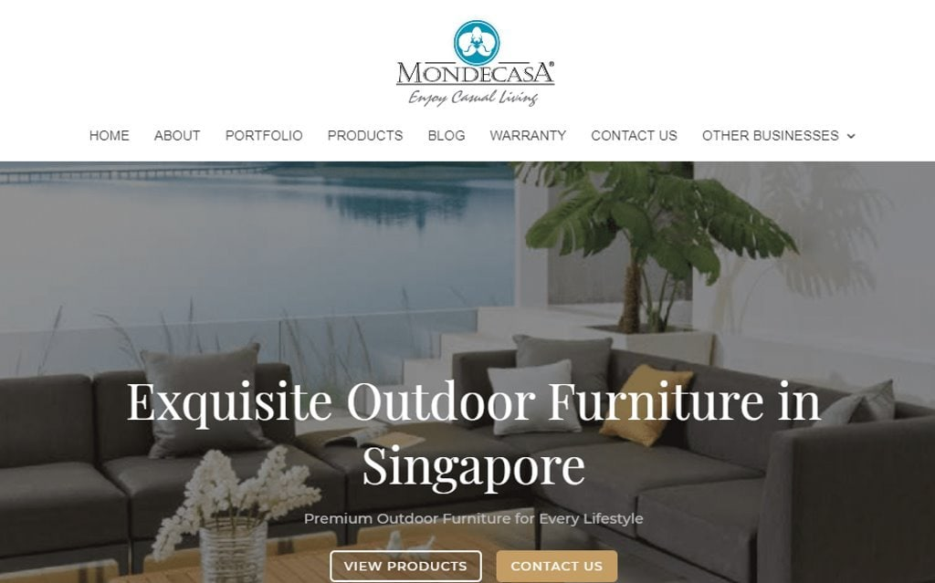 Mondecasa Top Upholstery Services In Singapore
