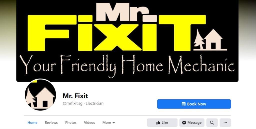 Mr Fix it Top Plumbers in Singapore