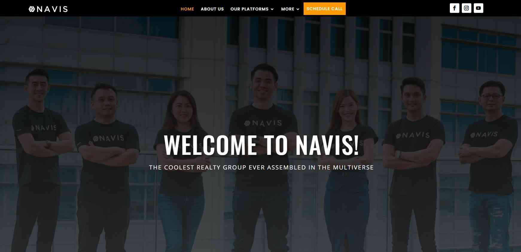 Navis Top Property Agencies in Singapore