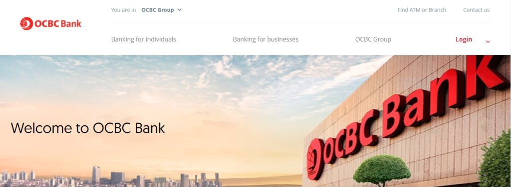 OCBC Top Financial Services Companies in Singapore