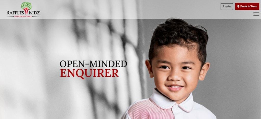 Raffles Kids Top Kindergartens in Singapore