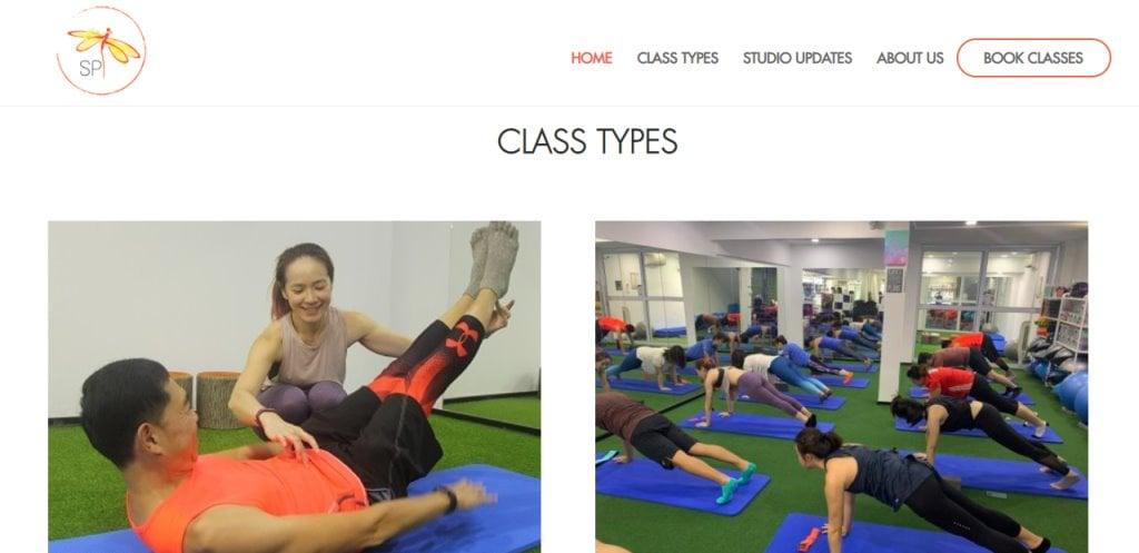 SP Pilates Top Pilates Classes in Singapore