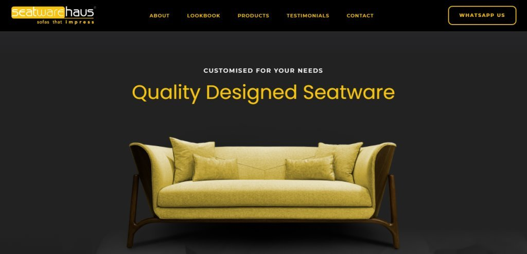Seatware Haus Top Upholstery Services In Singapore