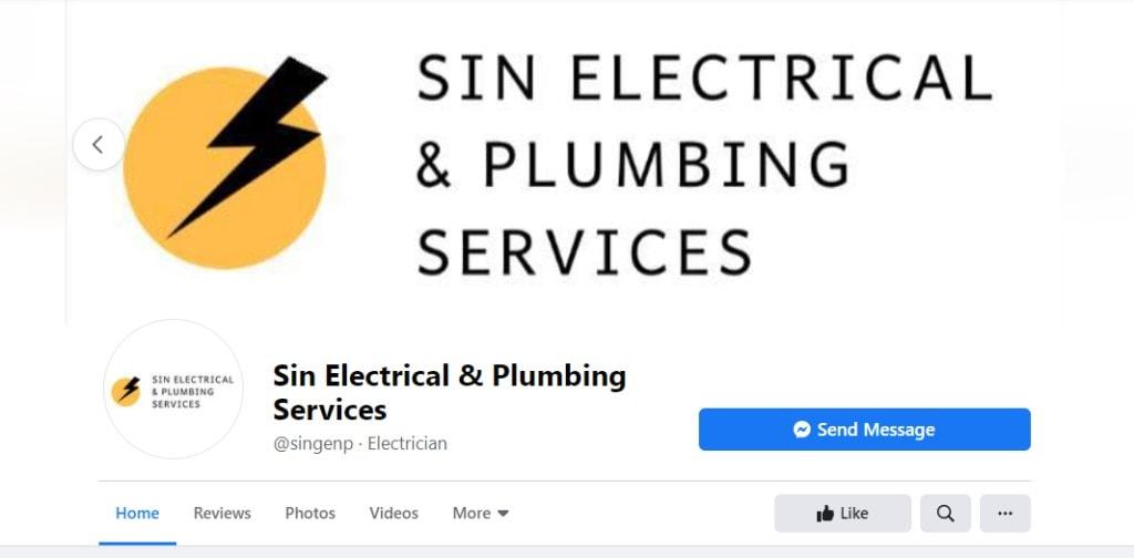 Sin Electrical Top Plumbers in Singapore