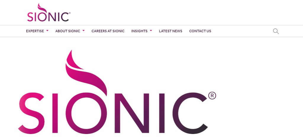 Sionic Top Management Consultancy Firms in Singapore