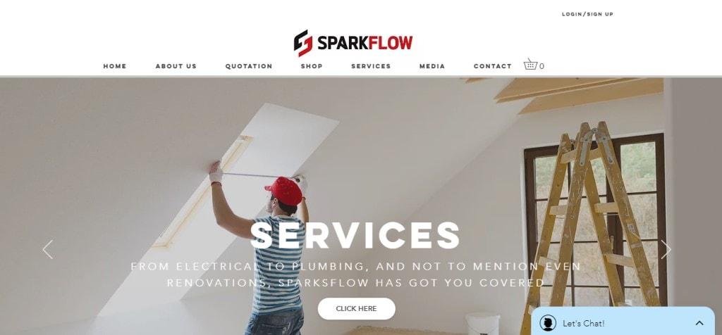 Sparkflow Top Plumbers in Singapore
