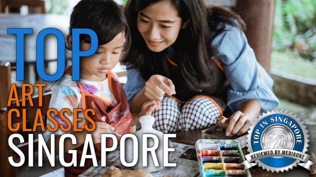 Top Art Classes in Singapore