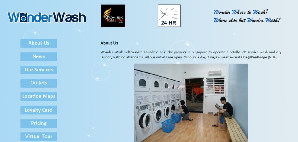 Wonder Wash Top Dry-Cleaning Services in Singapore