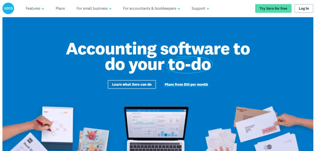 Xero Top Accounting Software in Singapore