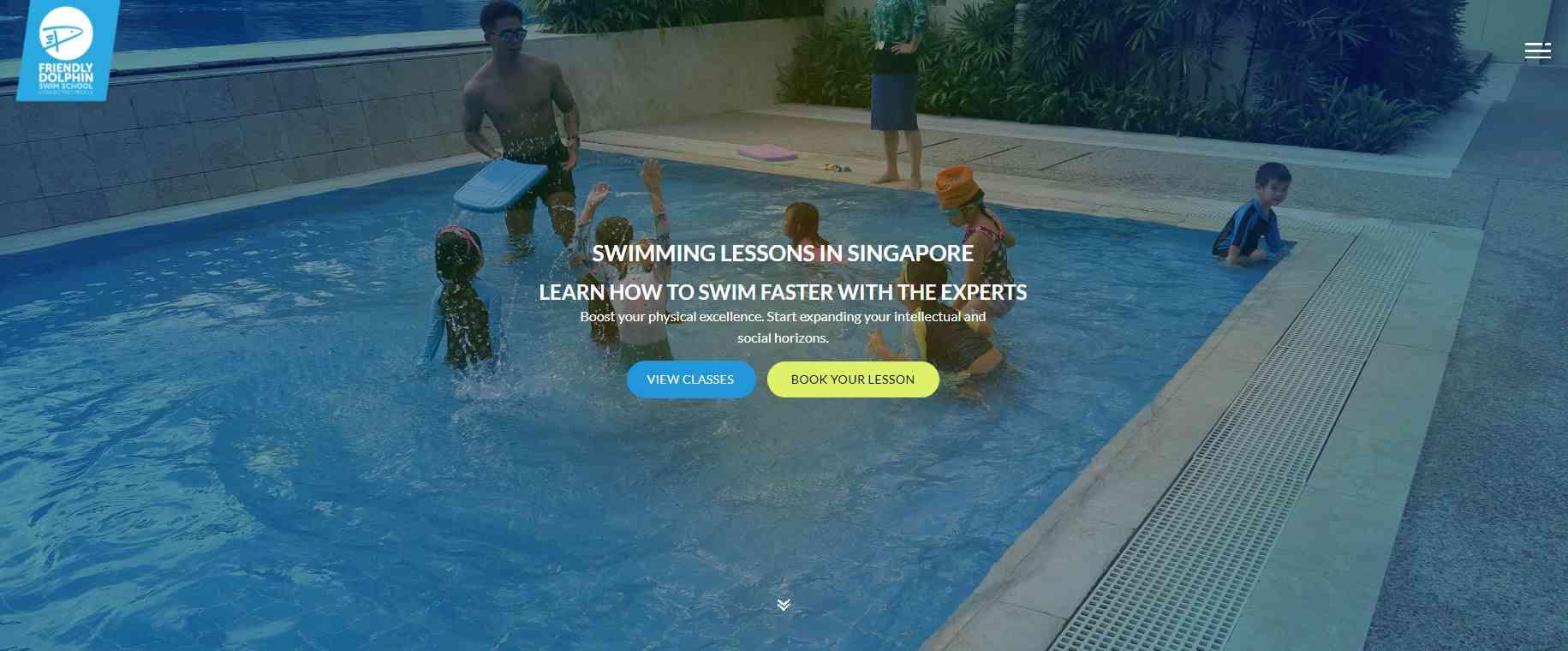 swim classes Top Swimming Schools in Singapore