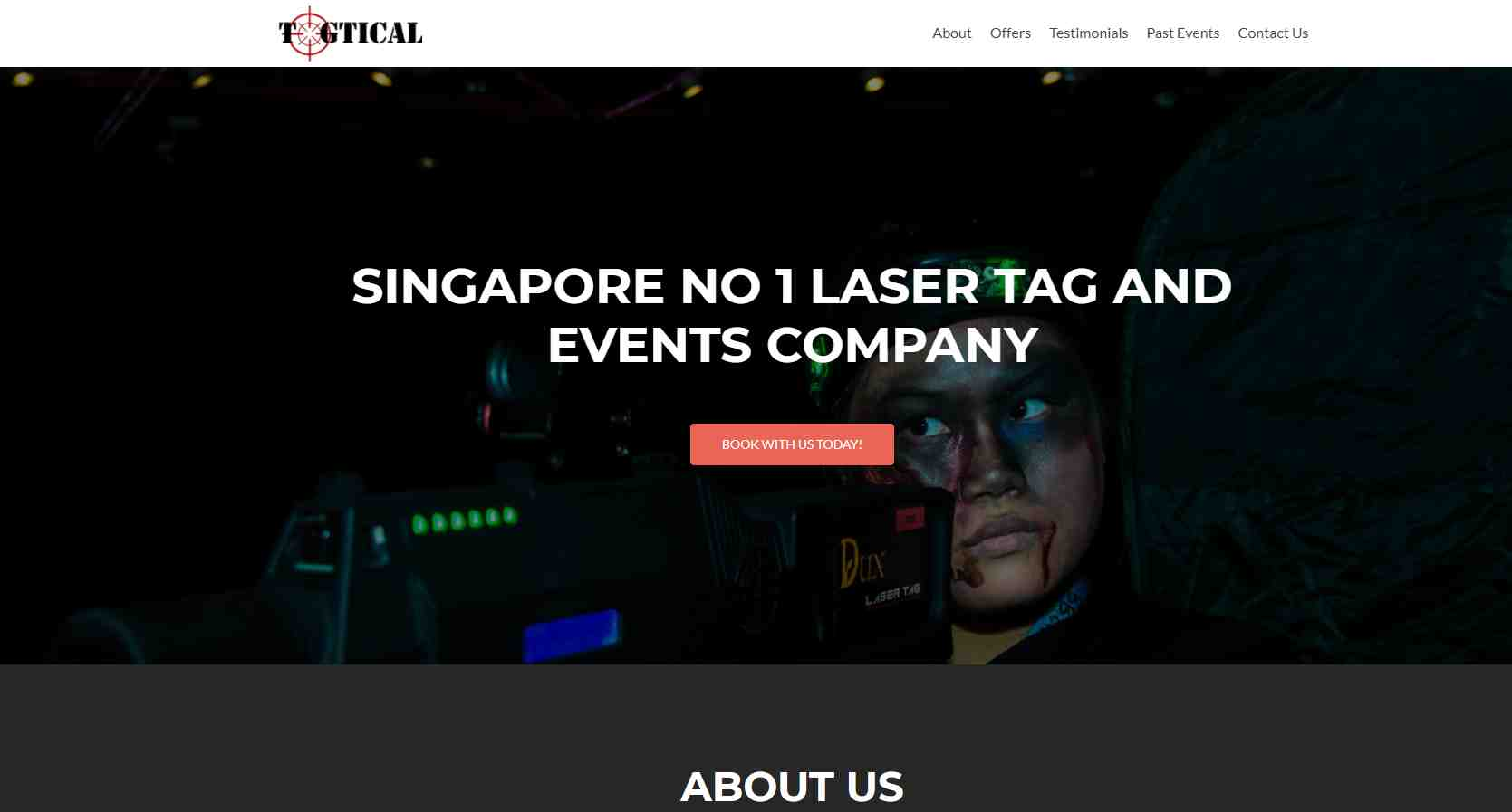 tagtical Top Laser Tag Experiences in Singapore