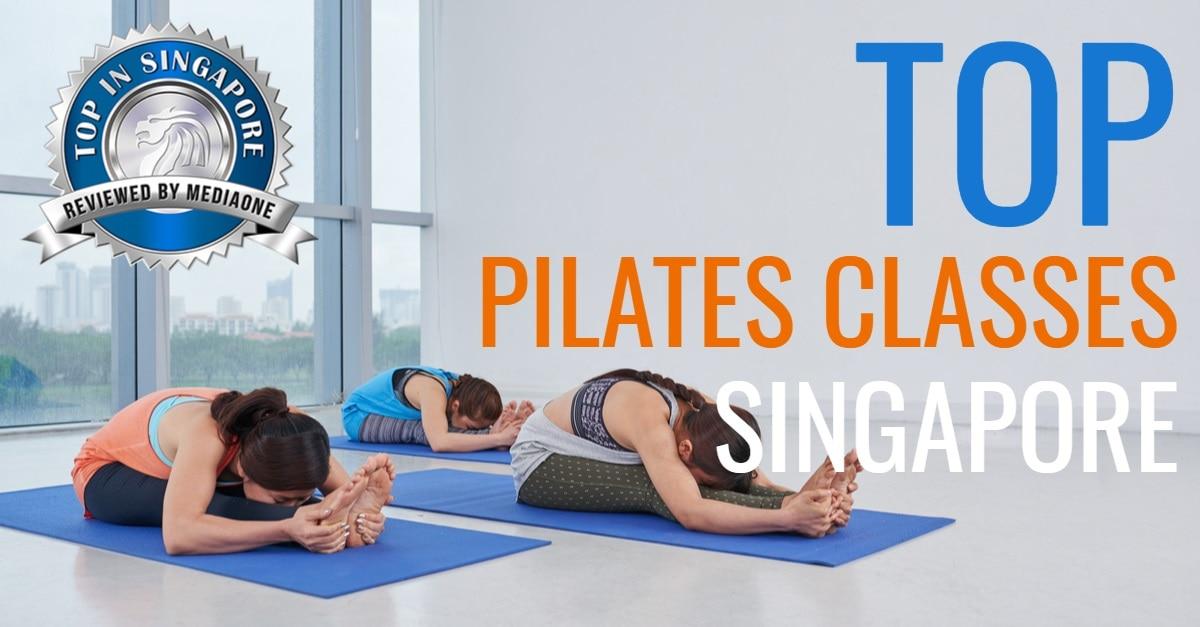 top pilates classes in singapore