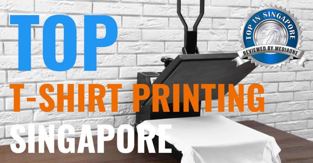 top t-shirt printing in singapore