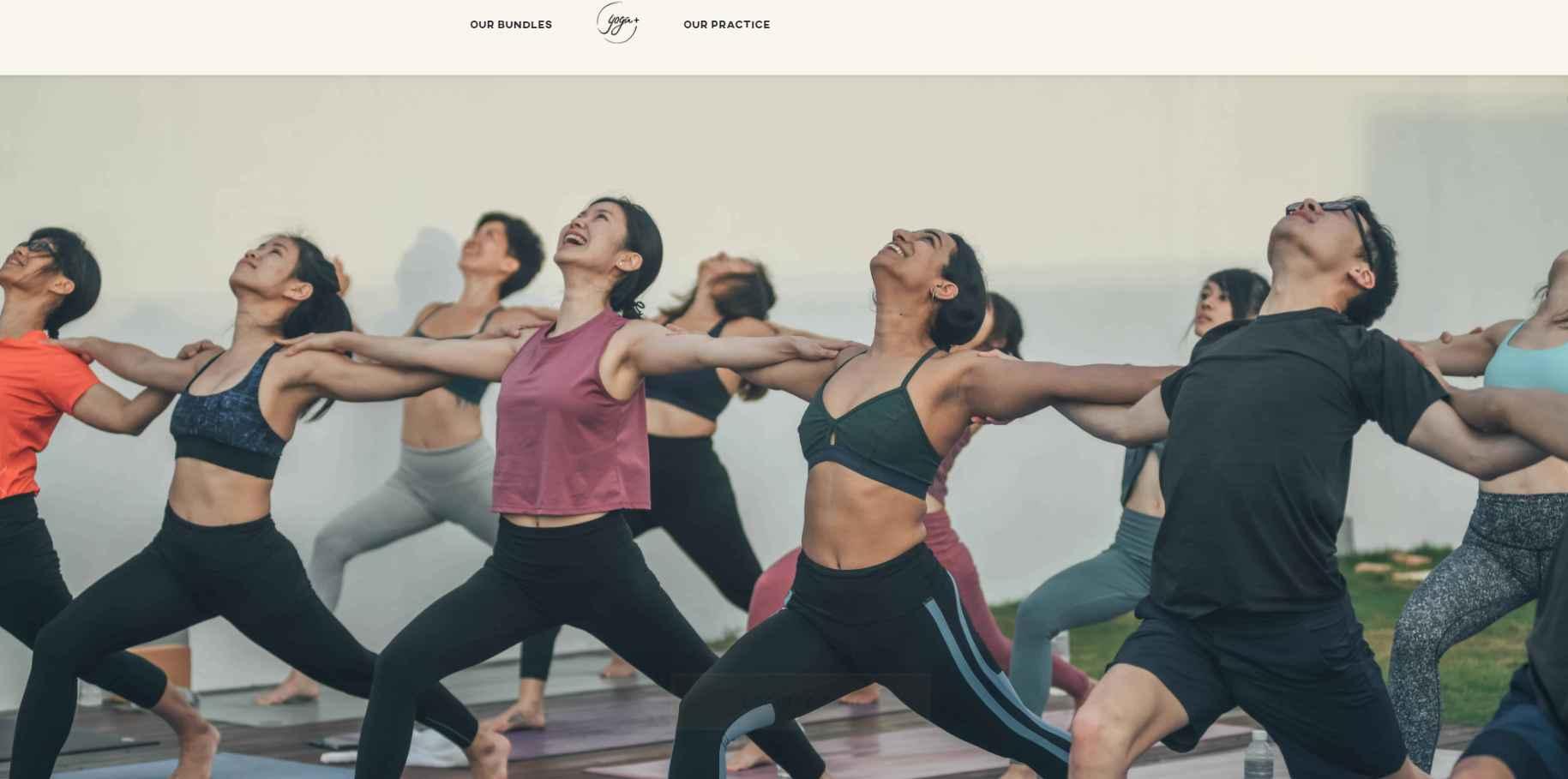 yoga plus Top Yoga Studios in Singapore