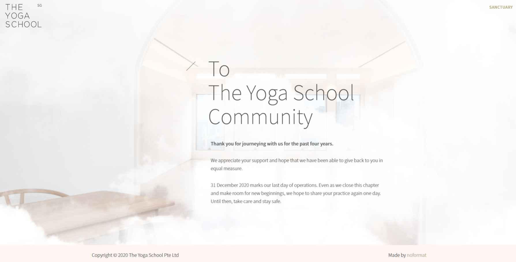 yoga school Top Yoga Studios in Singapore