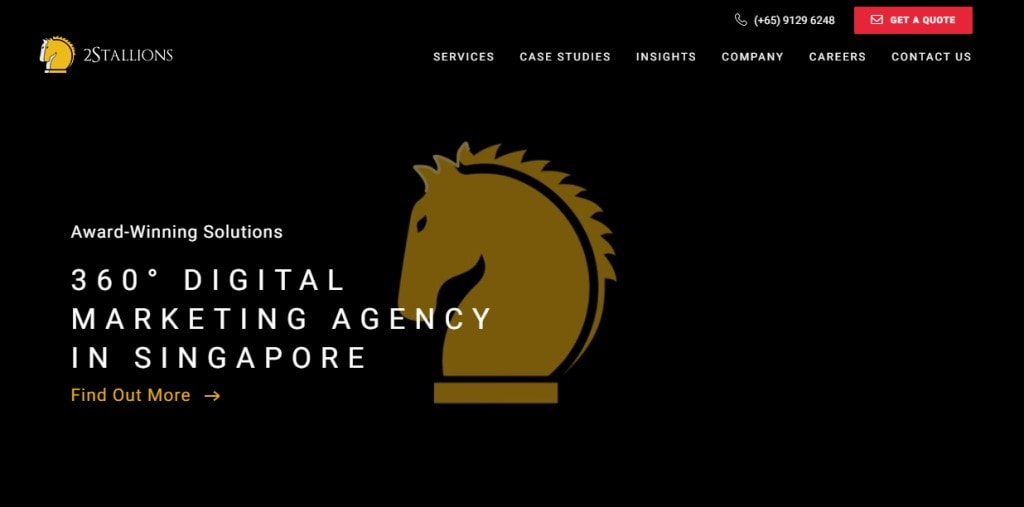 2stallions 10 Types Digital Marketing Agencies in Singapore