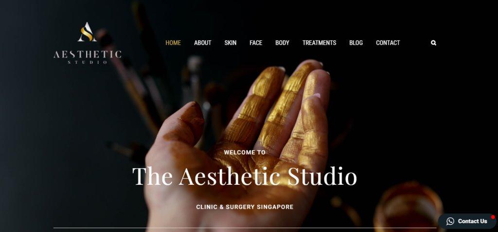 Aesthetic Studio Top Aesthetic Clinics in Singapore