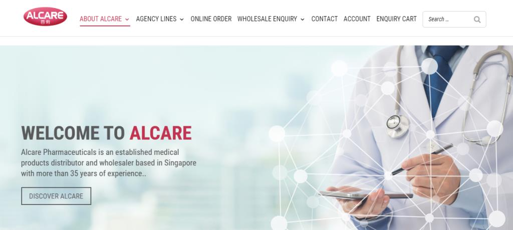 Alcare Top Pharmacists in Singapore