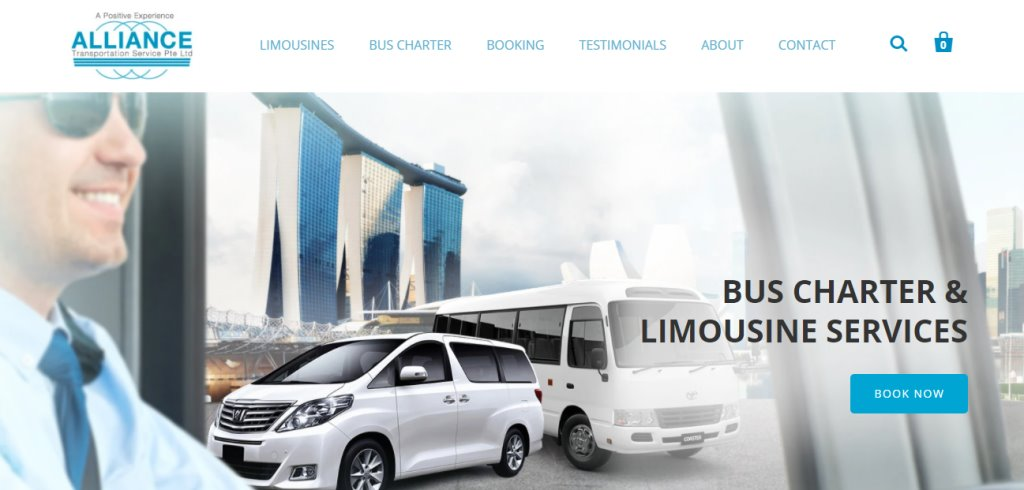 Alliance Top Limousine Services in Singapore
