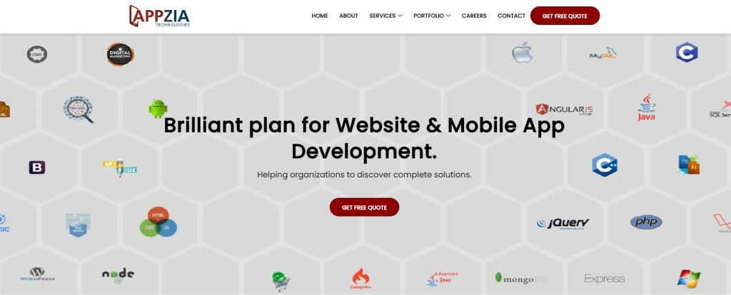 App Zia 70 Top Web Design Agencies In Singapore