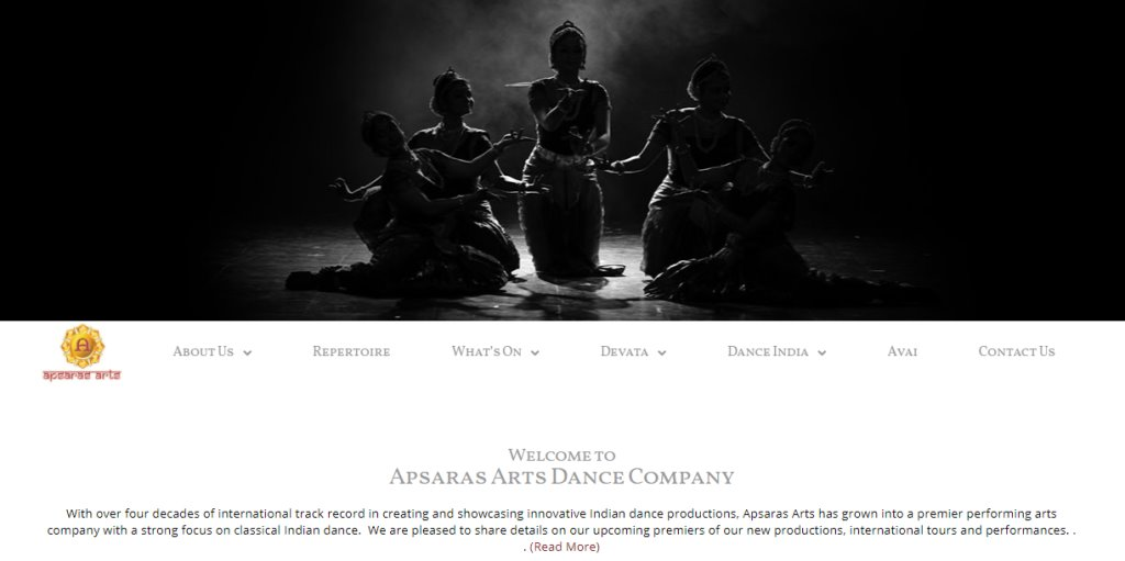 Asparas Top Dance Studios in Singapore