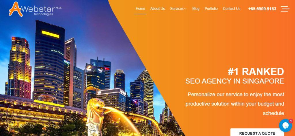 Awebstar 10 Types Digital Marketing Agencies in Singapore
