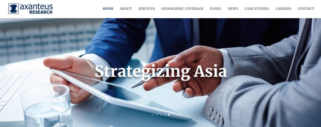 Axanteus Top Market Research Companies in Singapore