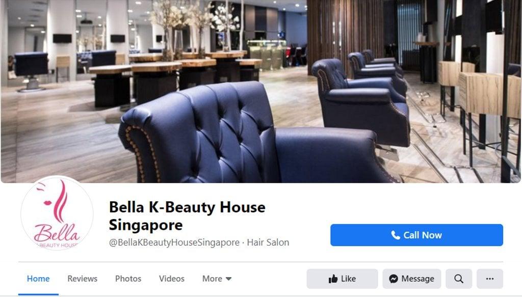 Bella K-beauty Top Beauty Salons in Singapore
