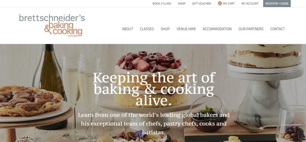 Brettschneider Top Baking Classes In Singapore