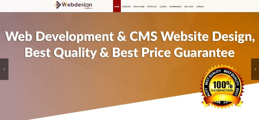 Cheap WEb Design 70 Top Web Design Agencies In Singapore