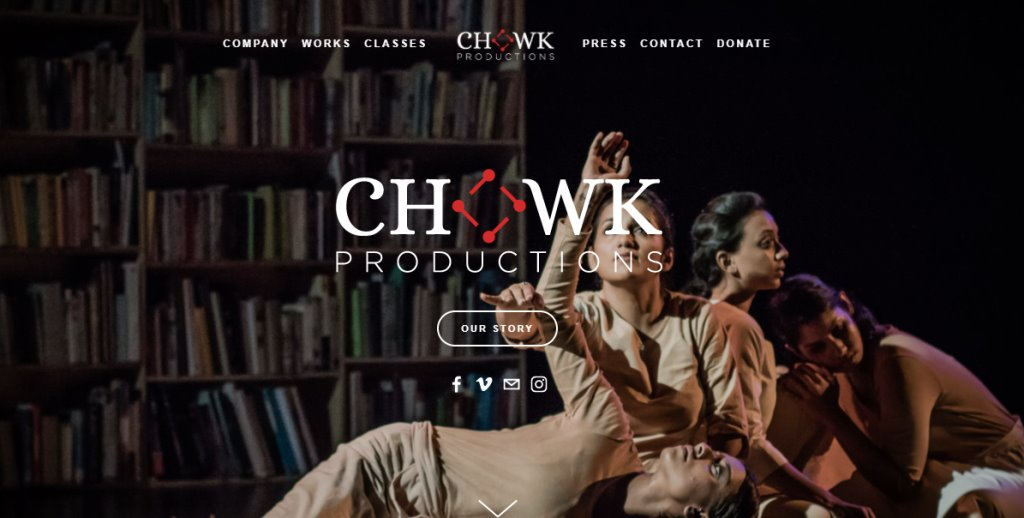 Chowk Top Dance Studios in Singapore