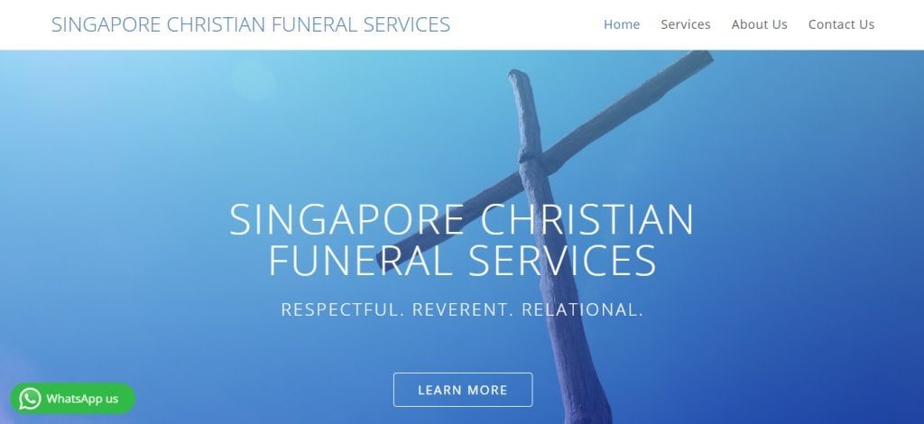 Christian Funerals Top Funeral Services in Singapore