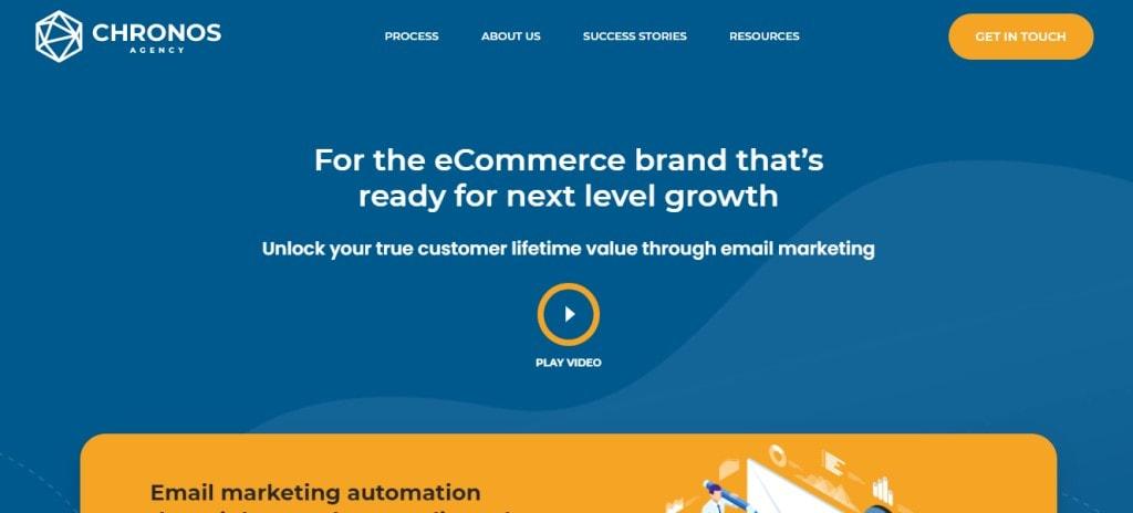 Chronos 10 Types Digital Marketing Agencies in Singapore