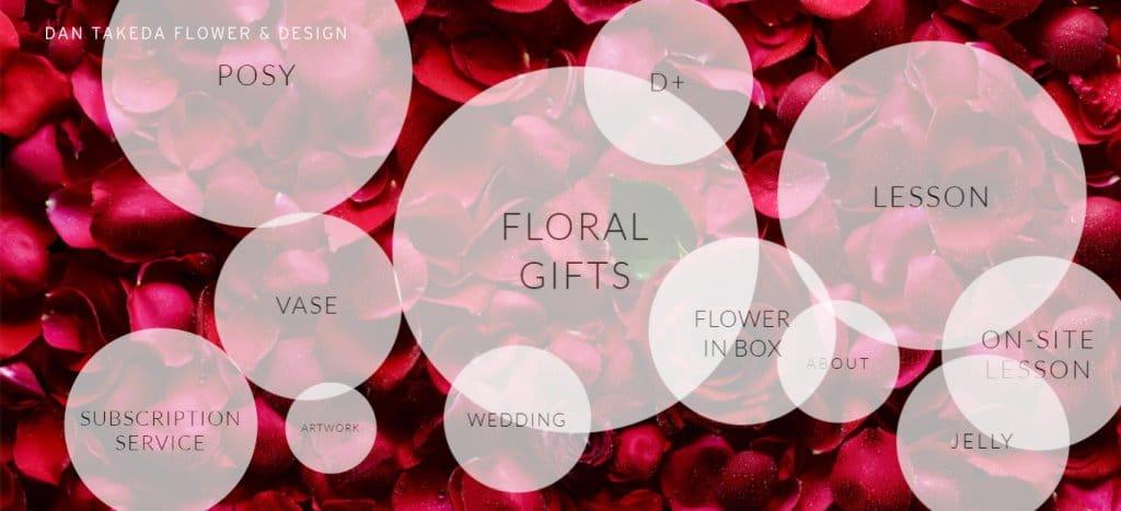 Dan Takeda Top Flower Arrangement Classes in Singapore