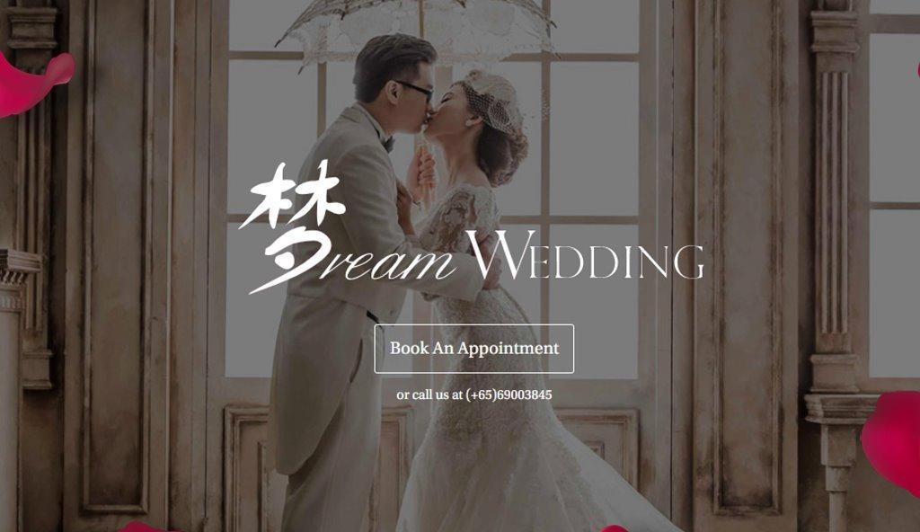 Dream Wedding Top Wedding Dress Stores in Singapore