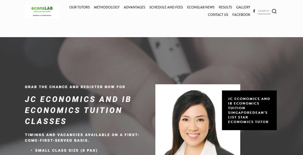 Econslab Top Economics Tuition Agencies in Singapore