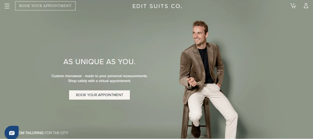 Edit Suits Top Tailors in Singapore