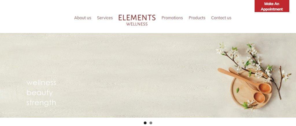 Elements Top Massage Spas in Singapore