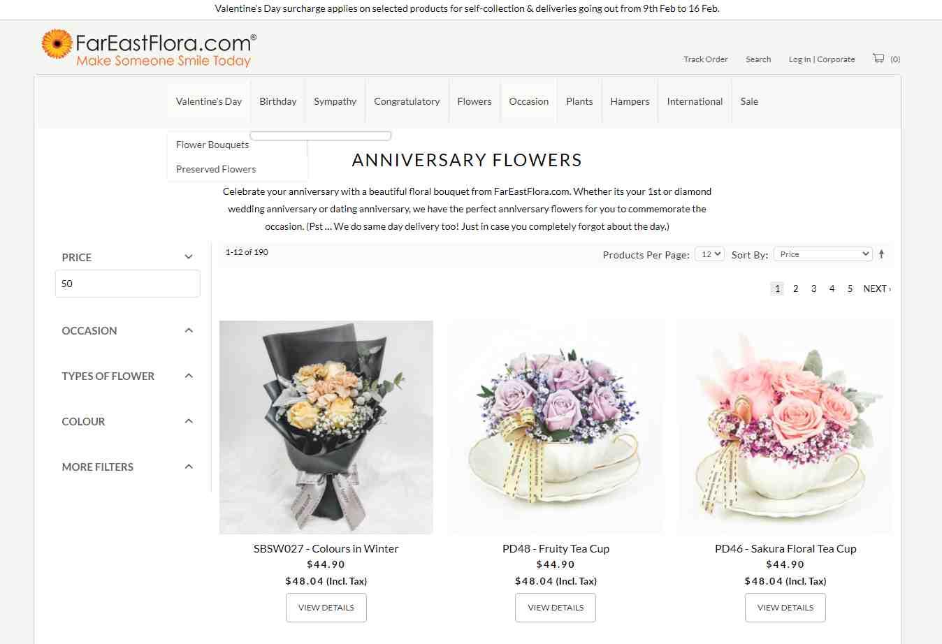 Far east Flora Top Plant Nurseries in Singapore