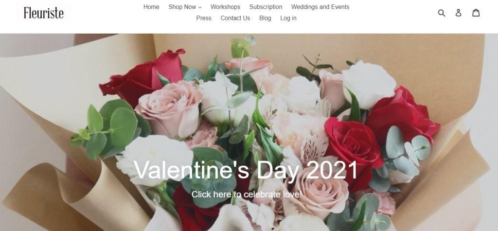 Fleuriste Top Florists in Singapore