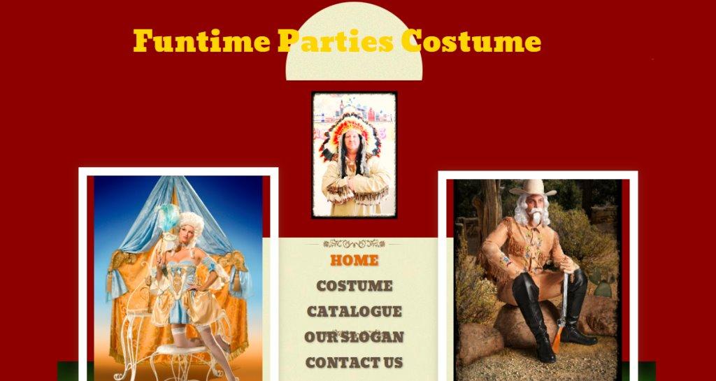 Funtime Parties Costume Top Costume Rentals in Singapore
